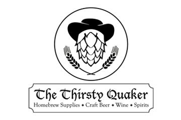Sponsor - Logo - The Thirsty Quaker