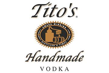 Sponsor - Logo - Tito's Vodka